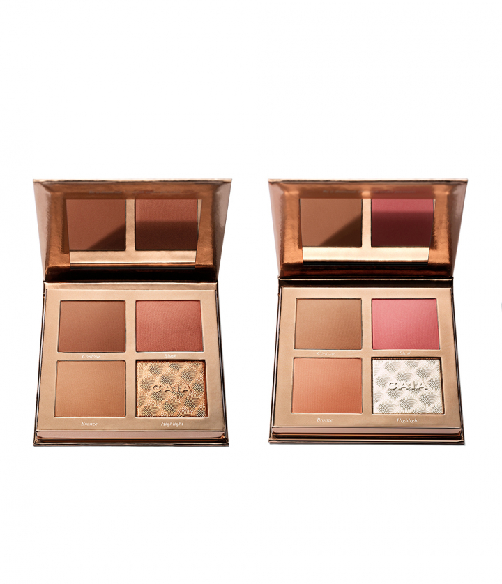 FACE PALETTE DUO  i gruppen ANSIKT / PALETTER hos CAIA Cosmetics (CAI199)