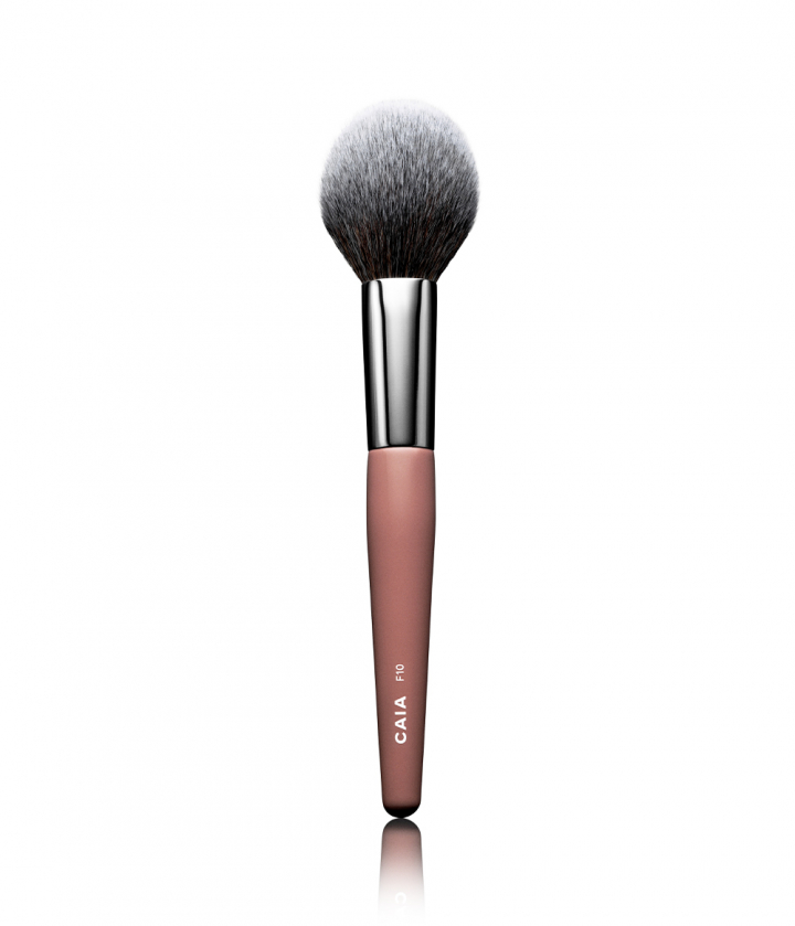 POINTED POWDER BRUSH 10 i gruppen KOSTER / SMINKEKOSTER hos CAIA Cosmetics (CAI502)